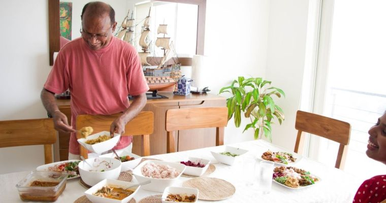 Life Is to Live: Stories Shared Over Food in Colombo
