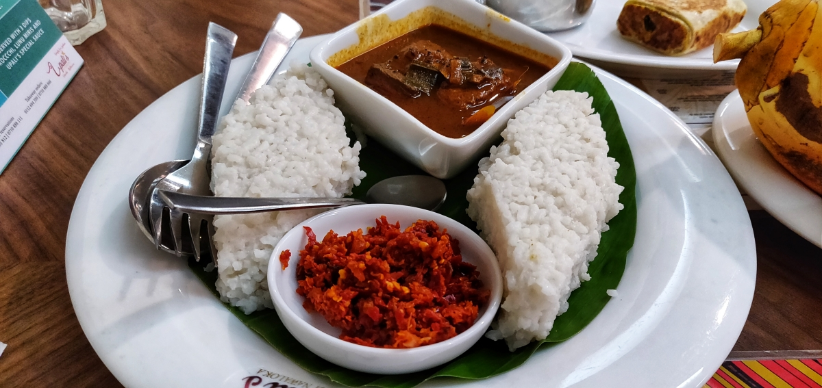 What To Eat Sri Lanka