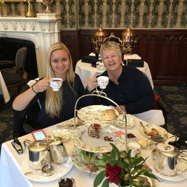 Dromoland Castle Tea
