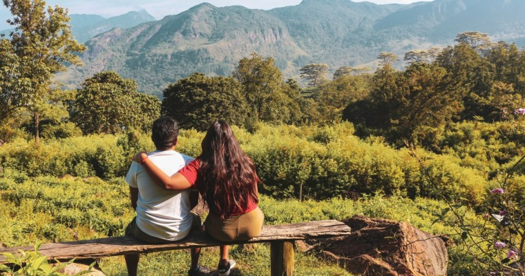 Traveling In The Knuckles Mountain Range: A Getaway From Colombo
