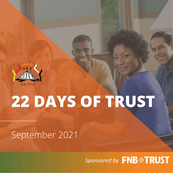 22 Days of Trust