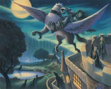 """A fuga de Sirius em """"O Prisioneiro de Azkaban"""""""