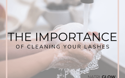 The Importance of Cleaning Your Eyelash Extensions