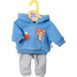衣服自己为bebi出生做