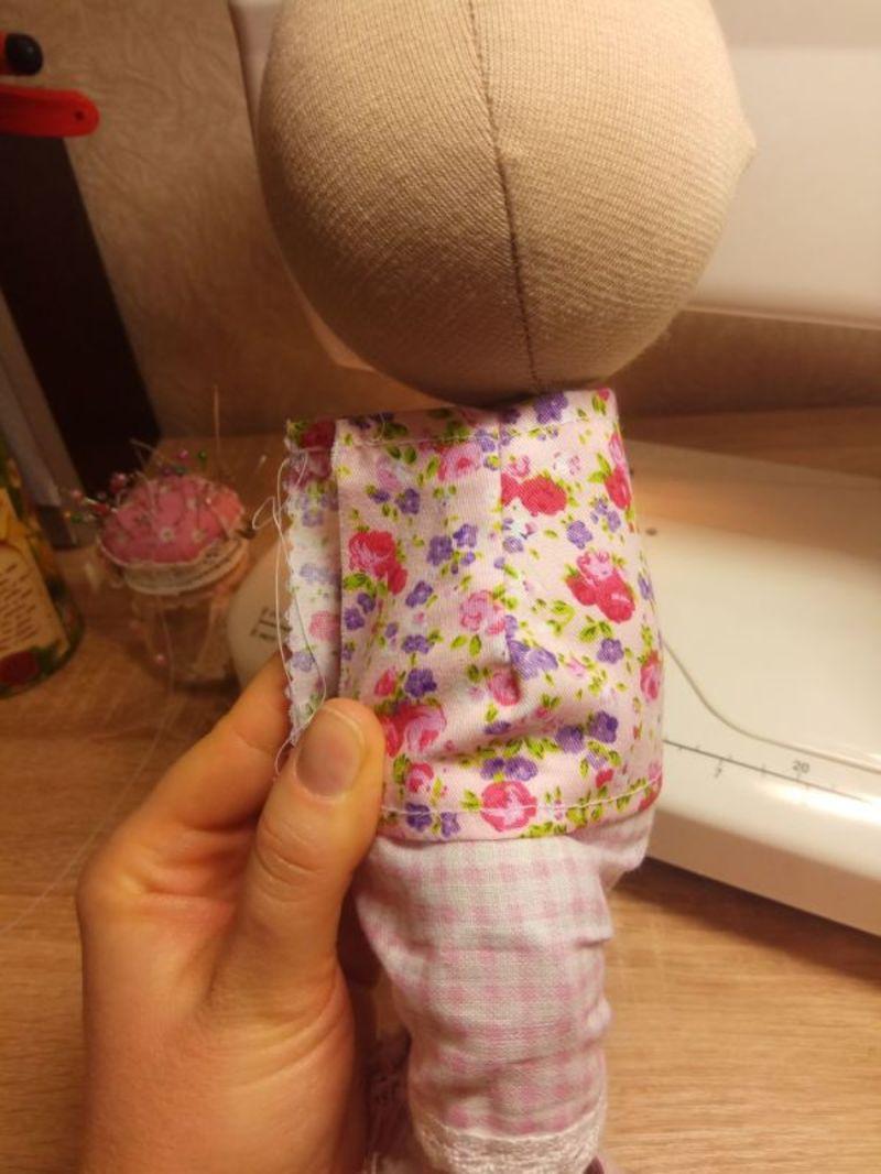 Puppe Tilda Tun Sie es selbst