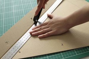 Как сделать конус из картона своими руками