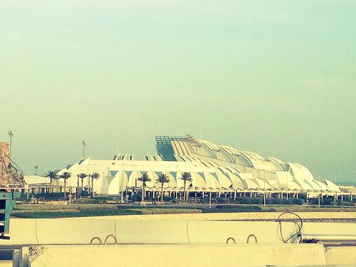 New Doha International Airport by Isapisa via Flickr