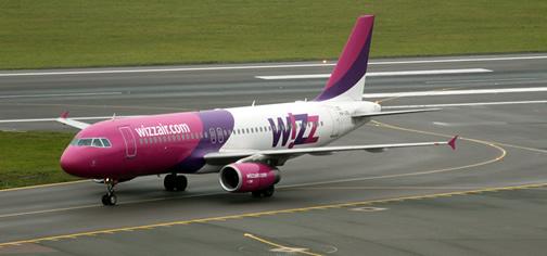 Wizz Air at Luton