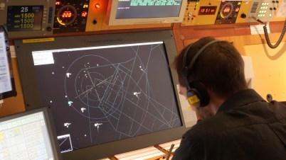 Inside approach