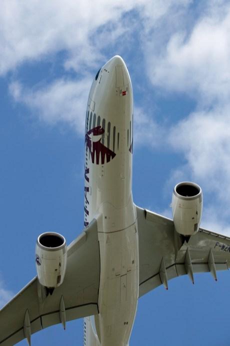 Airbus A350 WXB