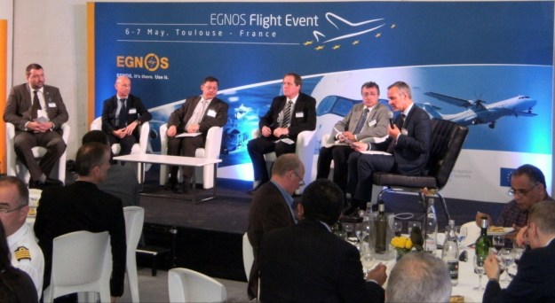 EGNOS Flight Event