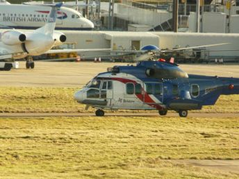 Helicopters and fixed wing aircraft
