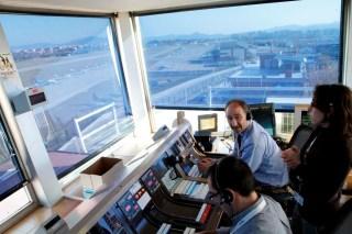 Sabadell air traffic control