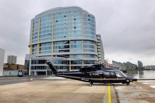 London Heliport 3