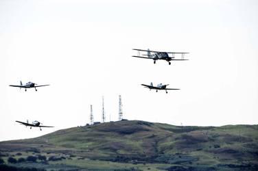 Aircraft at Scottish Airshow, 2015
