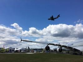 Farnboorough Airshow 2016