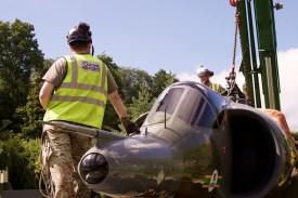 Harrier returns 1