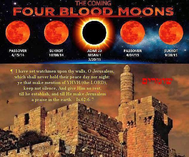 Blood moons Signs in the heavens natsab
