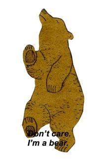 Sassy bear