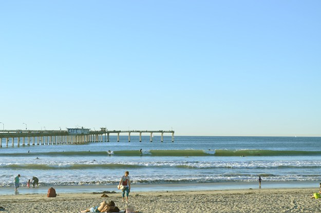 Ocean Beach // Nattie on the Road