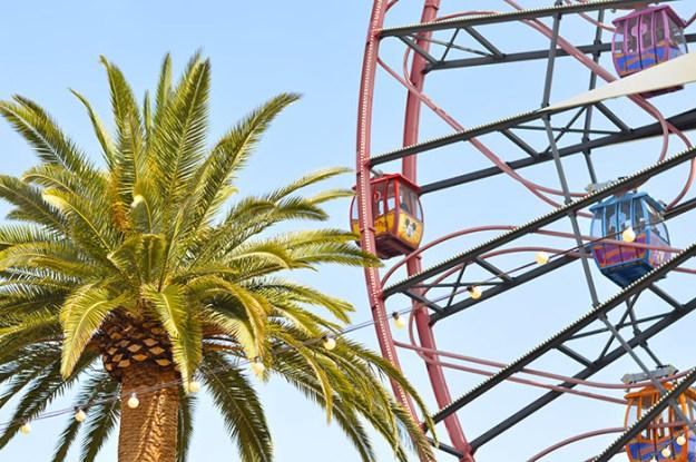 California Adventure Ferris Wheel // Nattie on the Road