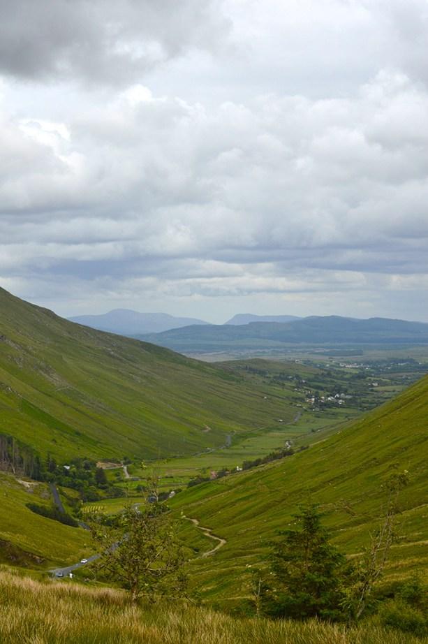 Rolling Irish hills // Nattie on the Road