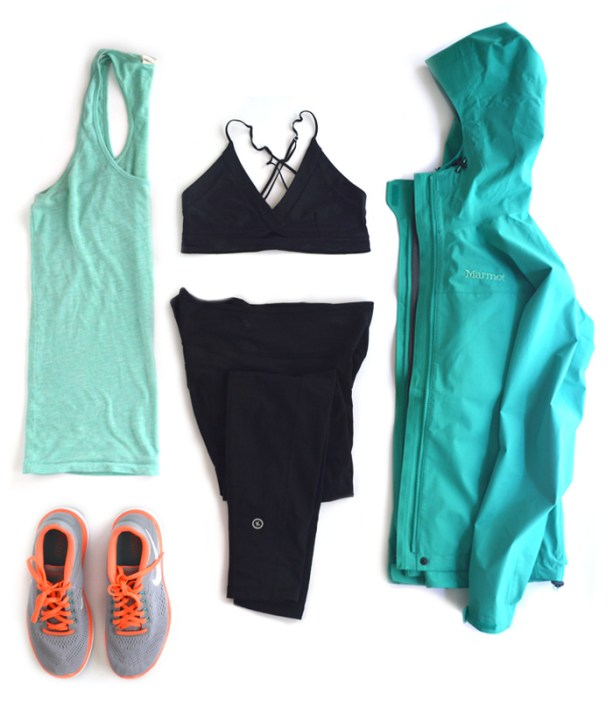 Work out clothes for sporty activities // Nattie on the Road
