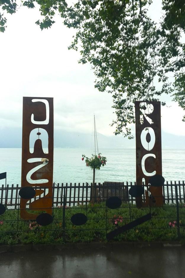 Montreux Jazz Festival // Nattie on the Road