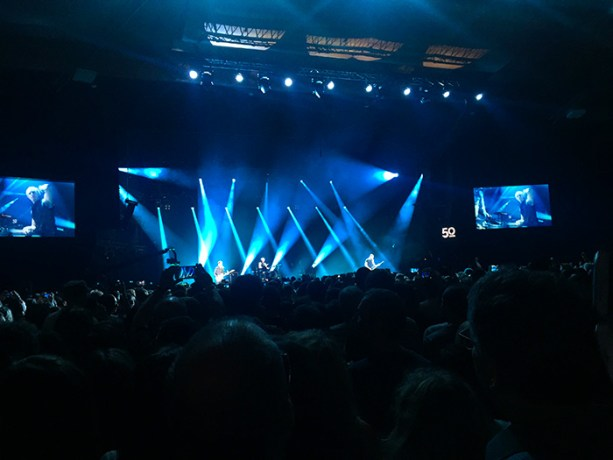 Muse at the Montreux Jazz Festival // Nattie on the Road