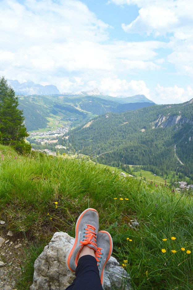 Get your hike on in the Dolomites // Nattie on the Road