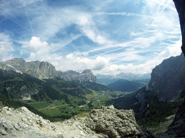 The epicness of the Dolomites // Nattie on the Road