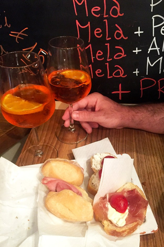 Cicchetti are the new tapas, get some in Venice // Nattie on the Road