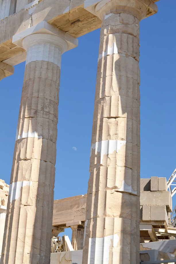 Things to do in Athens - visit the Acropolis // Nattie on the Road