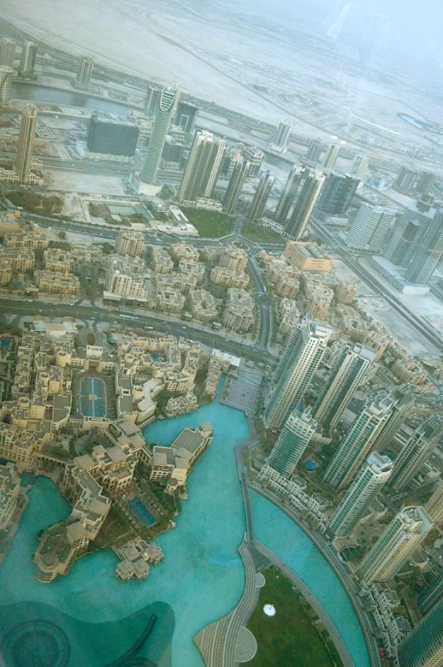 Views of Dubai // Nattie on the Road
