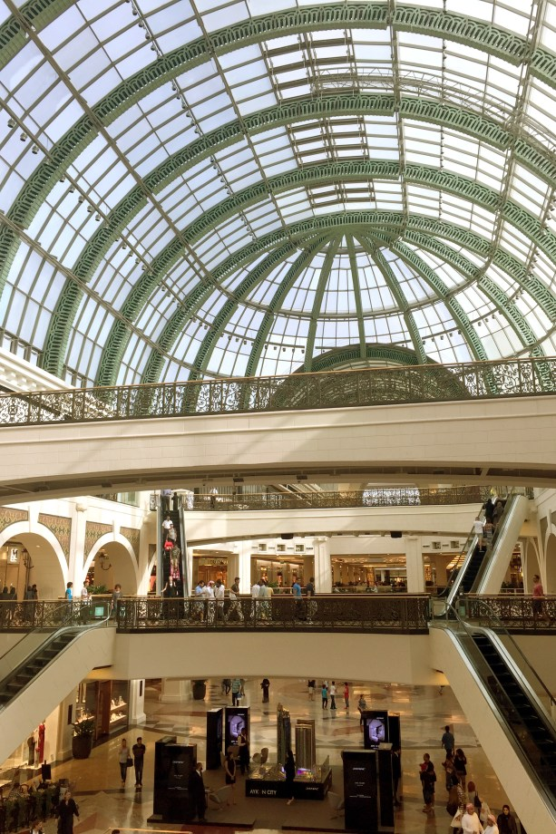 The Mall of the Emirates Dubai // Nattie on the Road