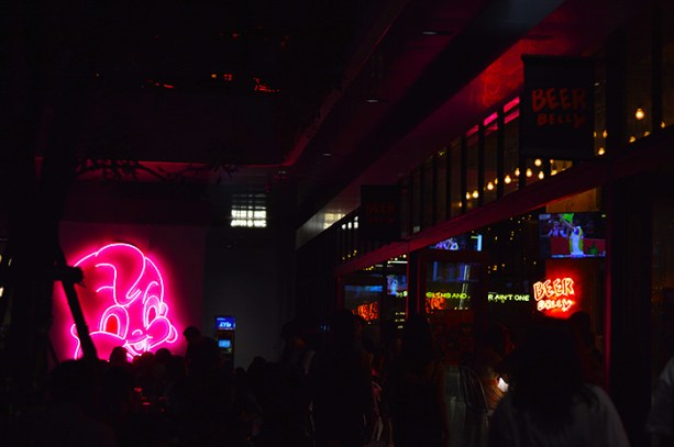 Hipster Bars of Bangkok // Nattie on the Road