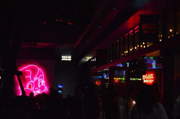 Hipster Bars of Bangkok // Nattie on the Road