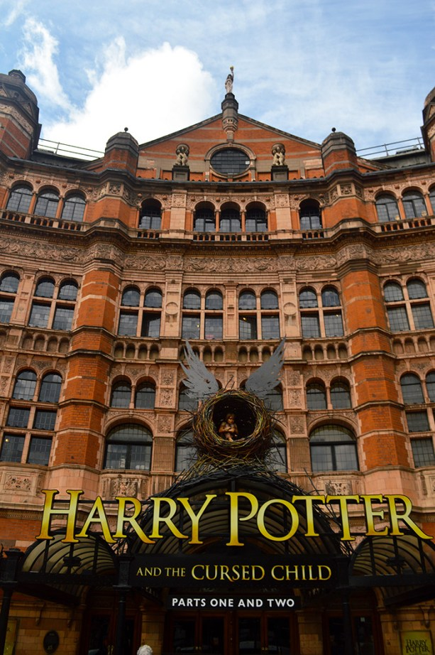Harry Potter and the Cursed Child // Nattie on the Road