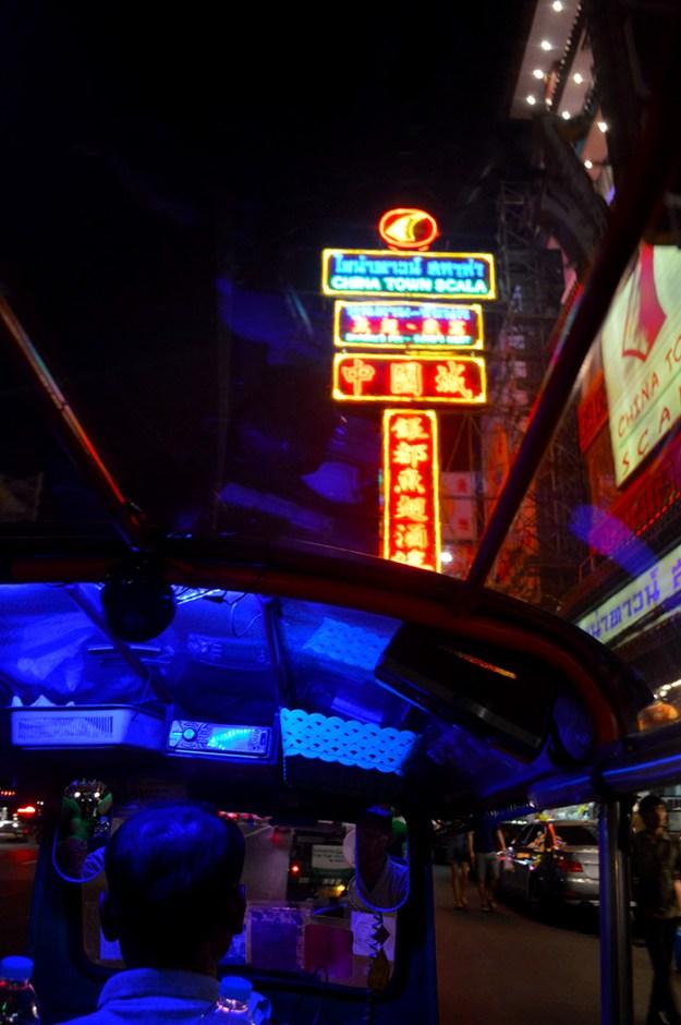 China town - Bangkok // Nattie on the Road