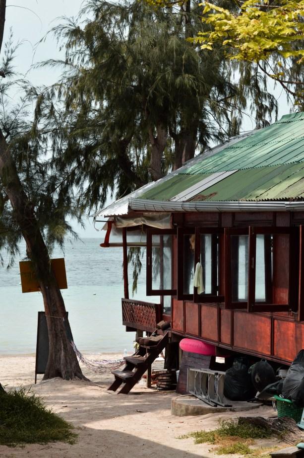 Thai massage on Koh Tao