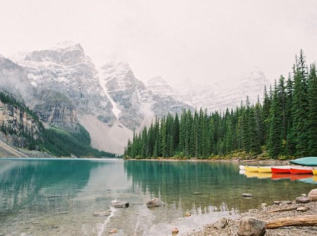 explore nature in Canada