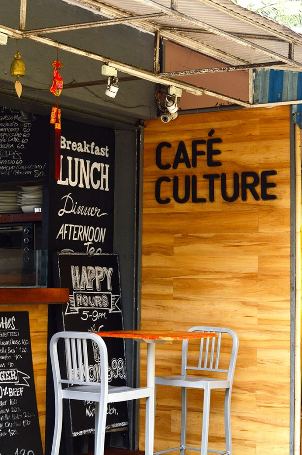Cafe Culture - Koh Tao Thailand