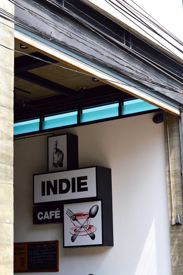 Indie Cafe - Koh Tao Thailand