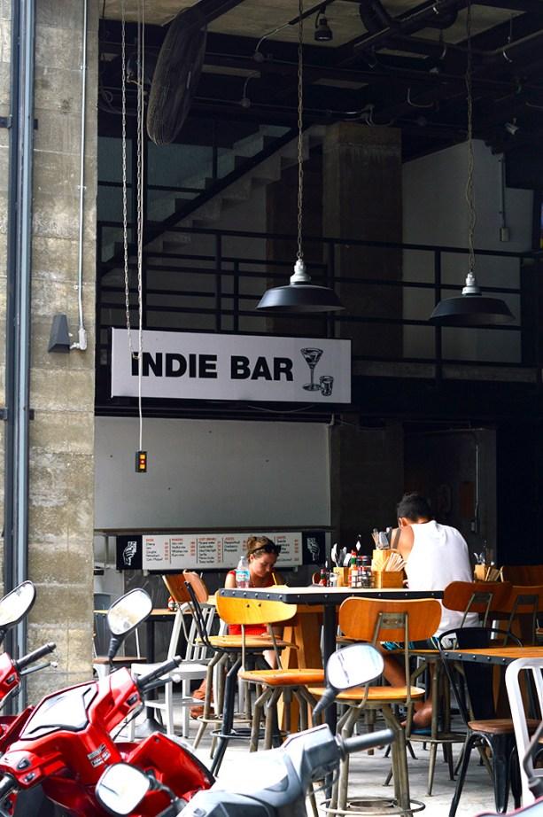indie cafe - Koh Tao