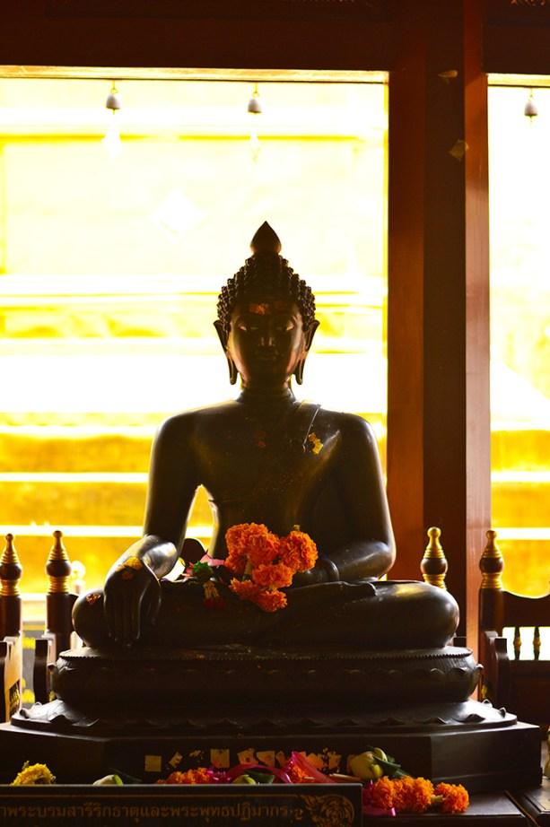 Buddha in Chiang Mai