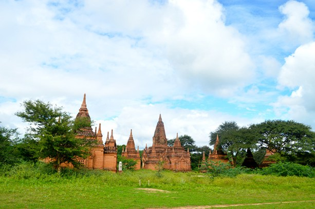Pagodas of Bagan
