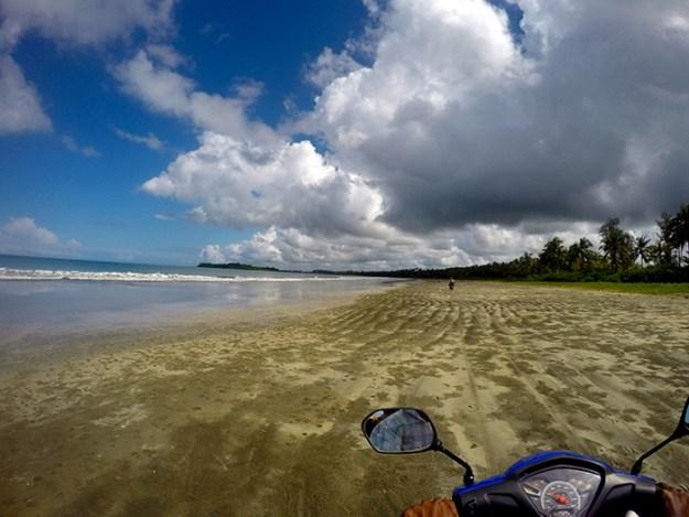 Motorbike adventures in Myanmar