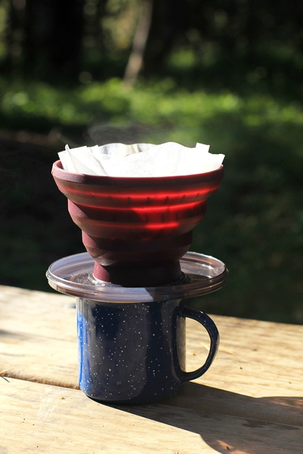 coffee is always essential
