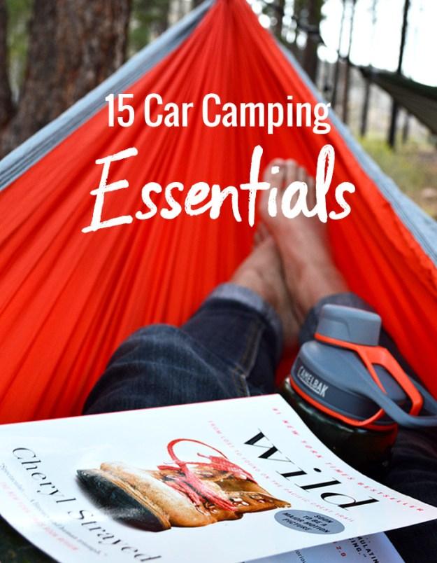 Car Camping Essentials