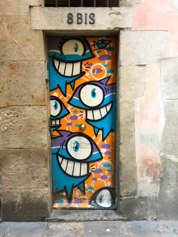 Street Art of Barcelona